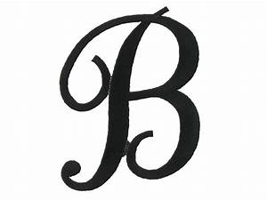 black and white clipart design letter b bbcpersian7 With white letter b