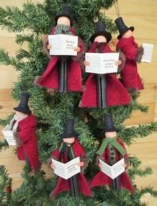 Schlaf Gut Schwedisch : santa and mrs claus flowerpot bell ornaments everything christmas pinterest tont pfe ~ Buech-reservation.com Haus und Dekorationen