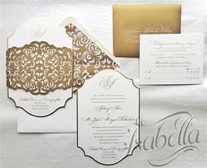 Wedding invitations houston texas isabella invitations for Laser cut wedding invitations houston