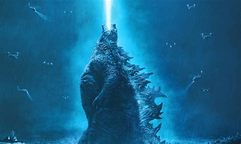 4dx Immersive Experience Coming To Godzilla