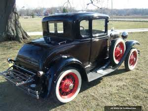 1931 Ford Model 5 Window Coupe