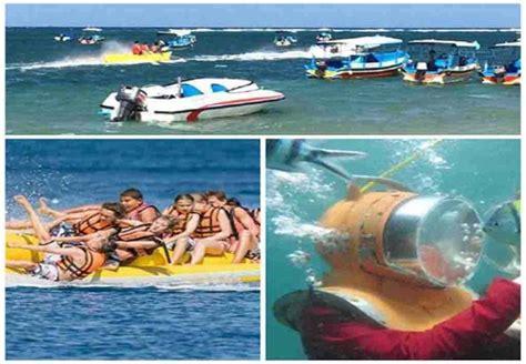 Boat Tour Uluwatu by Water Sports Uluwatu Tour