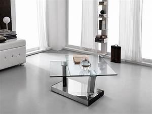 Tavolini Da Salotto In Cristallo Classici Tavolino