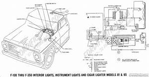 Interior Dome Light Wiring Diagram