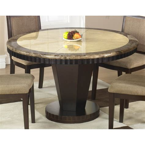Dining Table Round Kitchen Dining Tables