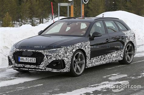 Audi Rs 4 Facelift 2019 Motor Ausstattung by 2020 Audi Rs4 Avant Facelift Photo At Motor1