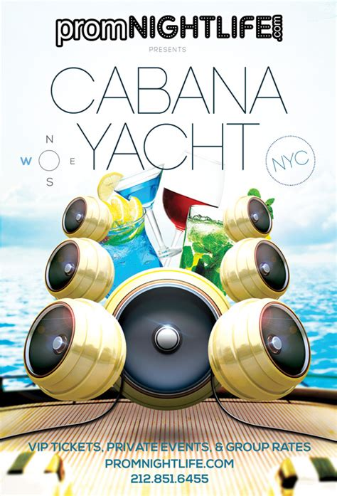 After Prom Boat Cruise Nyc by Cabana Yacht L After Prom Cruises In New York City