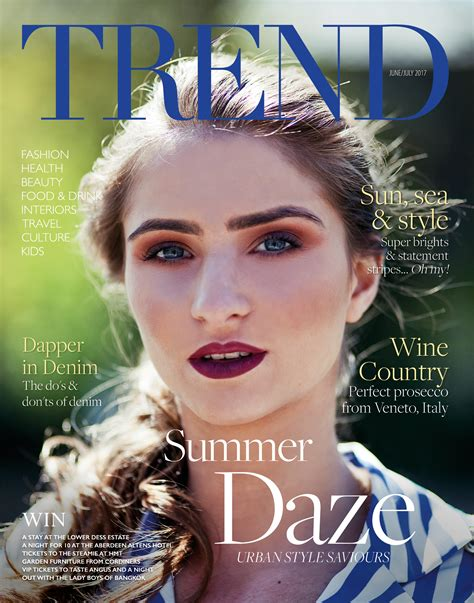 Trend | Introducing Trend Magazine June/July