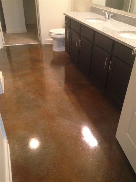 stained concrete  premier concrete designsllc