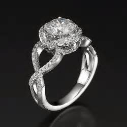 pretty wedding rings fashion world most beautiful engagement rings for 2014