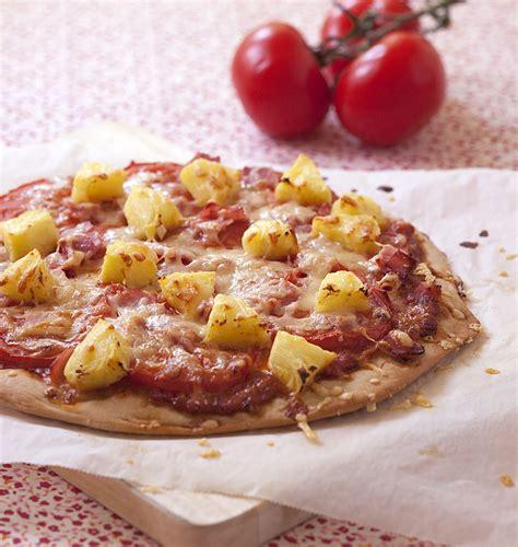 jeux de cuisine de pizza de pizza hawaïenne au jambon ananas et sauce tomate les meilleures recettes de cuisine d 39 ôdélices