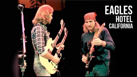 Eagles  Hotel California (1976)  Sub En Español + Lyrics Youtube