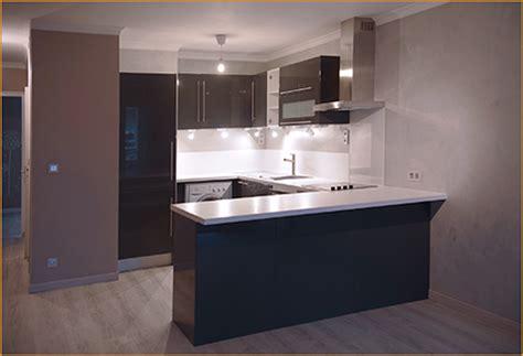 une cuisine ouverte sur salon réalisations 2 crea renov