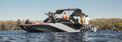 Wake Boat For Surfing by Pavati Wake 100 Aluminum Wake Surfing Wakeboarding Boats