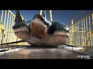 720pHD: 3 Headed Shark Attack VFX By Steve Clarke & Paul
