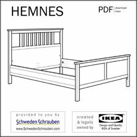 Hemnes Bett Anleitung : download der ikea anleitungen shop kaufe ersatzteile f r ikea m bel ~ Watch28wear.com Haus und Dekorationen