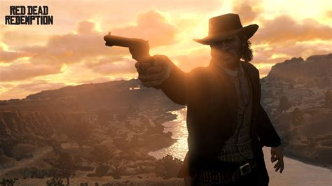 Video Games Red Dead Redemption