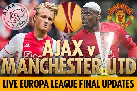 Man Utd Ajax Happened Mkhitaryan Pogba Seal