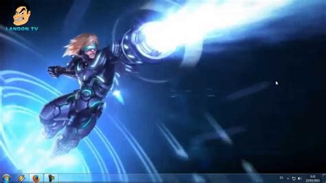 Lucian Animated Wallpaper - fondo de escritorio animado ezreal league of legends