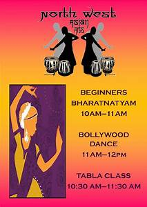 Learn traditional Indian dance with North West Asian Arts ...