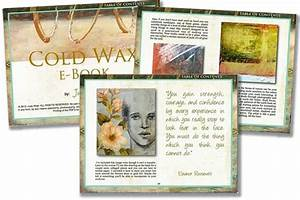 Cold Wax Ebook Class By Judy Wise   May Do This One Day