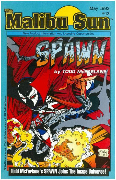malibu sun error preview mutants comics ads rare recalledcomics