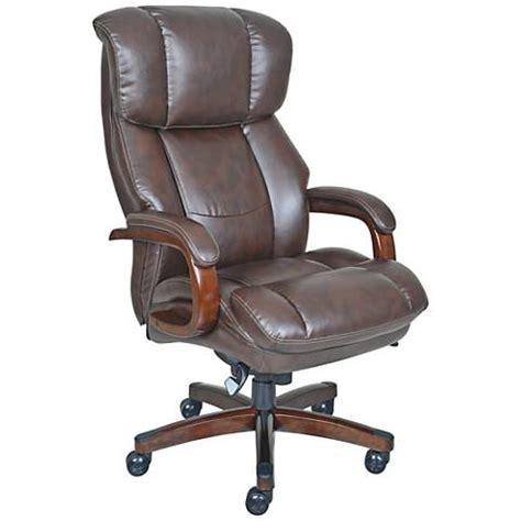 la z boy office chair 2 la z boy fairmont biscuit big executive chair 29299