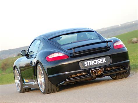 Cayman Porsche Tuning by Strosek Porsche Cayman S Tuning T Wallpaper 1600x1200