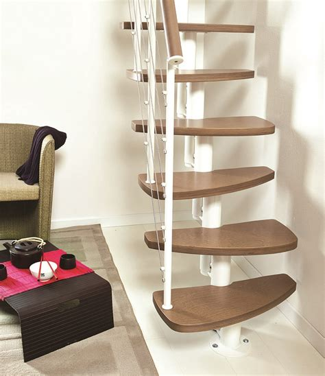 space saving stair zen space saver kit spiral staircases