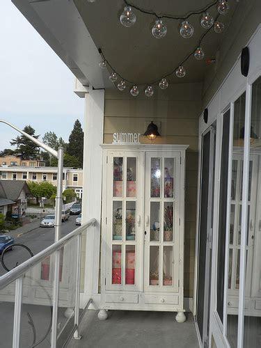 armadietto balcone balcone con armadietto arredamento shabby