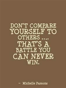 COMPARISON QUOTES image quotes at hippoquotes.com