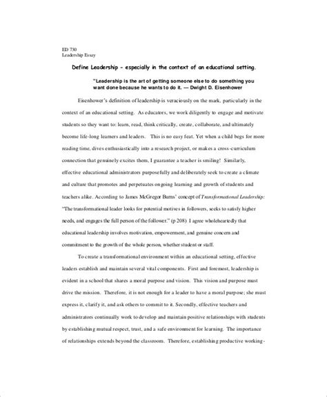 formal writing examples samples