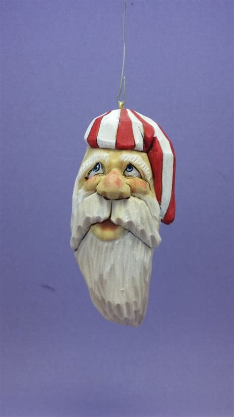 266 best images about carved santa on pinterest