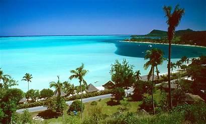 Bora Beach French Polynesia Matira Wikimedia Commons