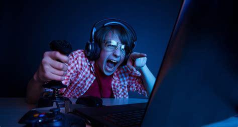 video games affect  brain dial  nerd
