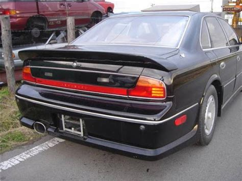 Factory Q45 Rear Spoiler And 3pc, Jdm Spoiler For Sale