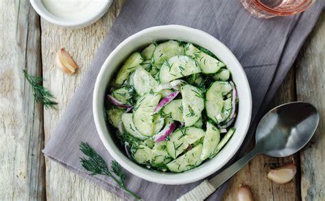 Pikantie gurķu salāti - Jauns.lv
