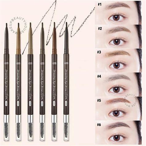 Asli Etude Drawing Eyebrow drawing eyebrow slim makeup house