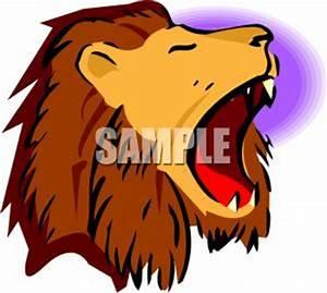 Cute Roaring Lion Clipart | Clipart Panda - Free Clipart ...