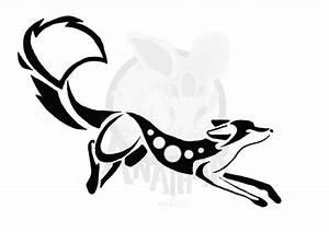 Tribal Fox 2 by tessasglory on DeviantArt