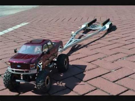 Rc Truck And Boat Trailer by Rc Boat Trailer