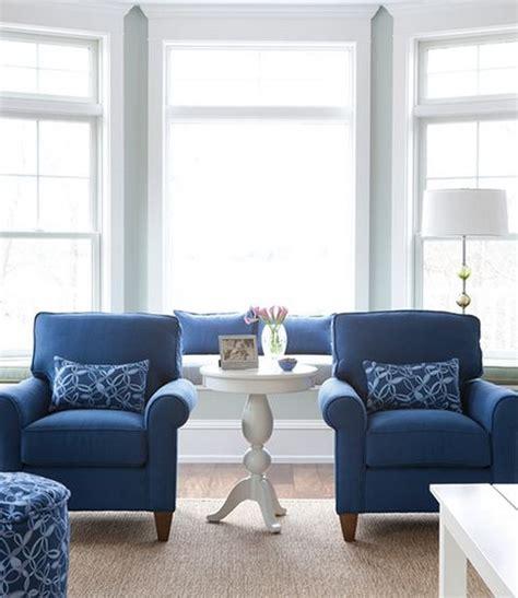 blue living room furniture wohnzimmer farblich gestalten 71 wohnideen mit der farbe blau 9557