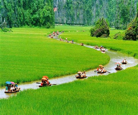 Boat Tour Hanoi by Hoa Lu Tam Coc Temples Boat Trip Tour From Hanoi