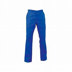 Vetement Travail Pas Cher : pantalon de travail polycoton bleu pas cher label ~ Edinachiropracticcenter.com Idées de Décoration