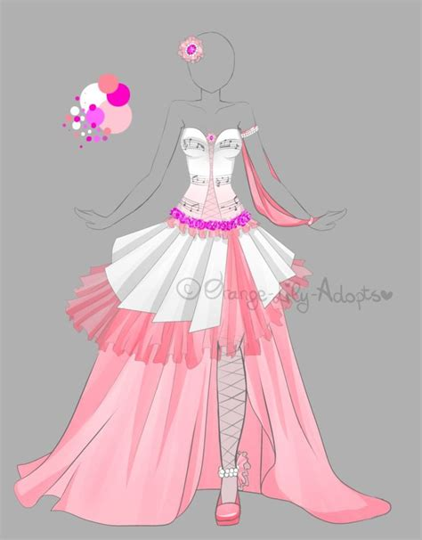 Auction - Dancing Pearl [CLOSED] by Orange-Lily-Adopts on DeviantArt | Clothes | Pinterest ...