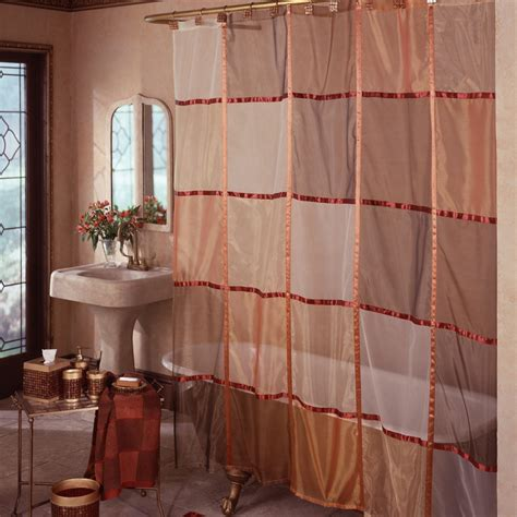 clawfoot tub shower curtain the homy design