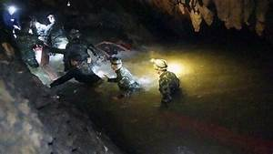 Thai Cave Rescue To Be Speeded Up As Rains Threat Flooding