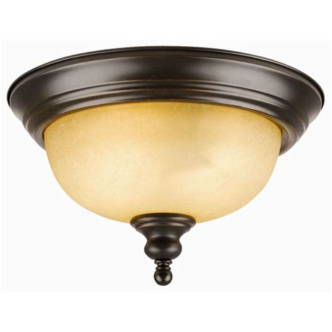 design house bristol 2 light rubbed bronze ceiling