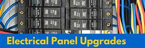 Electrical Panel Upgrades  Circuit Breakers  Fuse Box