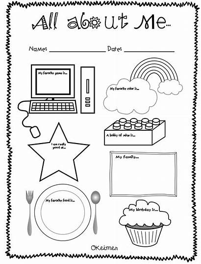 Preschool Printable Activities Activity Know Getting Worksheets